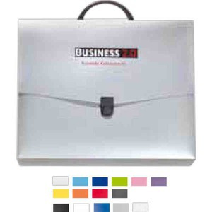 Poly Briefcases, Custom Imprinted With Your Logo!