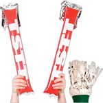 Custom Made Pom Bam Noisemakers