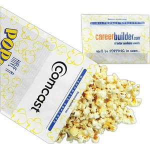 Popcorn Bags, Custom Imprinted With Your Logo!