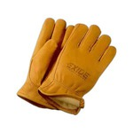 Custom Printed Premium Grain Deerskin Gloves