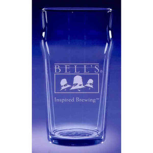 Pub Glass Crystal Gifts, Custom Imprinted With Your Logo!