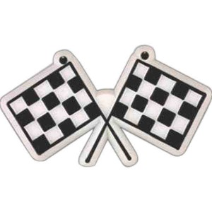 Custom Printed Racing Theme Pins