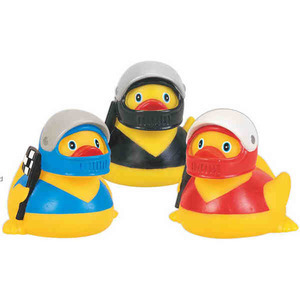 Custom Printed Racing Theme Rubber Ducks