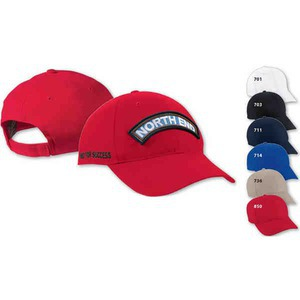 Custom Imprinted Red Color Hats