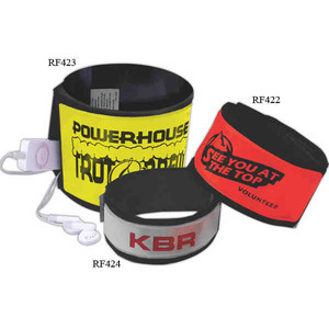 Custom Printed Reflective Arm Bands