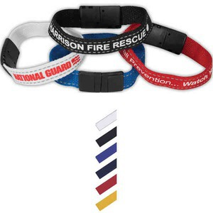 Custom Printed Reflective Wristbands