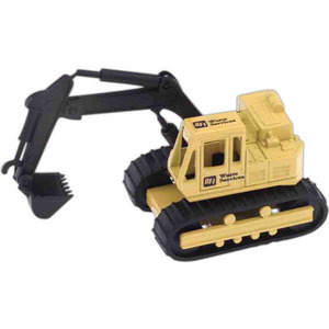 Custom Printed Replica Diecast Backhoes