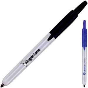 Custom Printed Retractable Fine Point Sharpie Markers