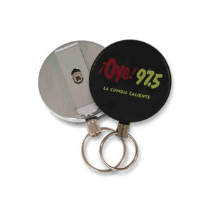 Custom Printed Retractable Key Reels
