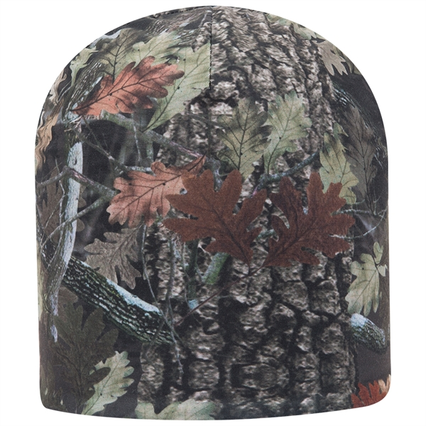 Camouflage Knit Caps, Custom Imprinted With Your Logo!