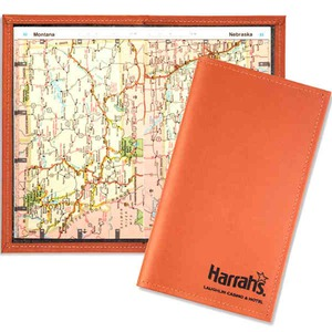 Road Atlases, Custom Imprinted With Your Logo!