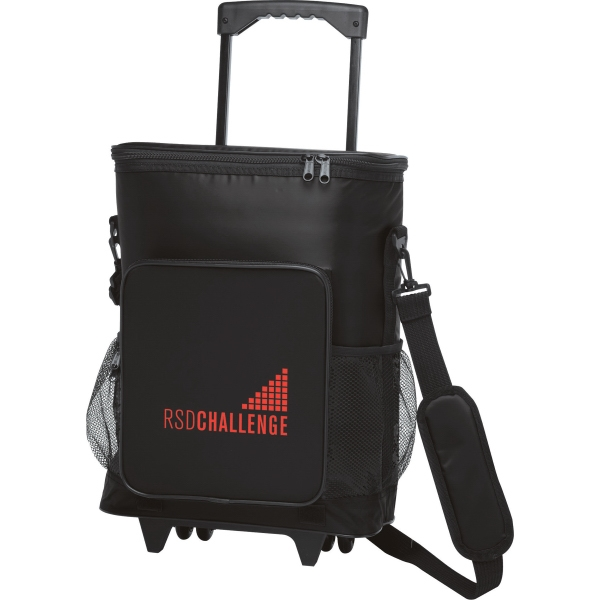 1 Day Service 30 Can Insulated Bags, Customized With Your Logo!
