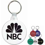 Custom Made Round Key Tags