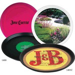 Custom Imprinted Round Serving Trays