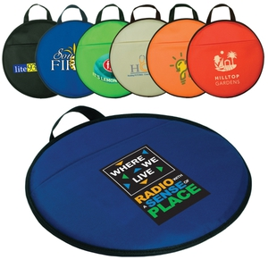 Custom Printed Round Stadium Cushions