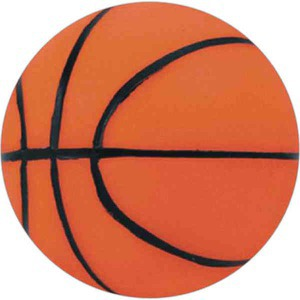 Rubber Bouncing Basketballs, Custom Made With Your Logo!