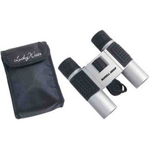 Custom Printed Rubberized Grip Binoculars