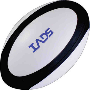 Custom Printed Rugby Sport Stress Relievers