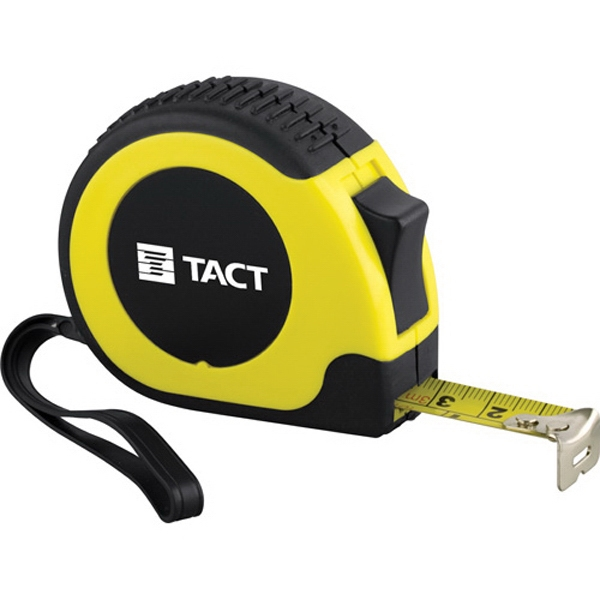 Next Day Service Tape Measures, Custom Made With Your Logo!