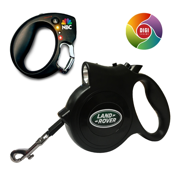 Custom Printed Safety Dog Leashes