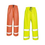 Custom Printed Safety Reflective Drawstring Pants