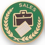 Custom Engraved Sales Emblems and Seals
