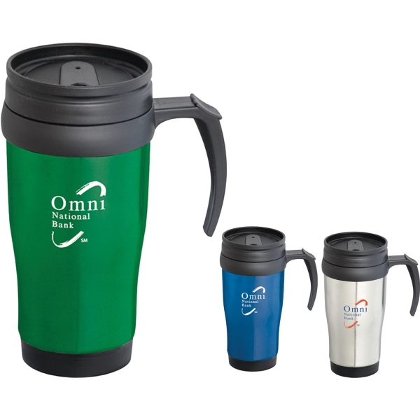 1 Day Service Copper Travel Drinkware Items, Custom Made With Your Logo!