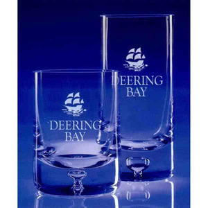 Custom Printed Scandia Drinkware Crystal Gifts