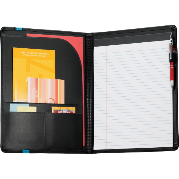 1 Day Service Recycled Chipboard Portfolios, Personalized With Your Logo!