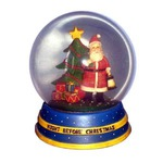 Custom Printed Snow Globes