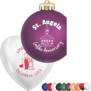 Shatterproof Ornaments, Christmas Ornaments, -  www