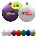 Custom Printed Christmas Ornaments