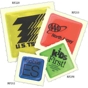 Shoe Reflectors, Custom Made With Your Logo!