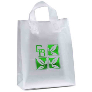 Shopping Bags, Custom Imprinted With Your Logo!