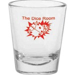 Custom Printed Glass and Plastic Shot Glasses