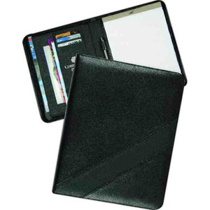 Custom Printed Side Stripe Padfolios