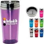 Personalized Slider Lid Tumblers