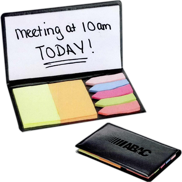 Custom Printed 1 Day Service Sticky Memo Holders
