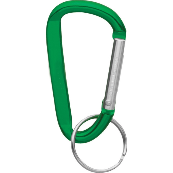 1 Day Service 6mm Carabiners, Custom Printed With Your Logo!