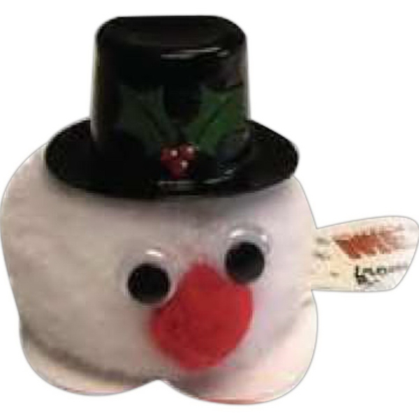 Snowman Christmas Holiday Themed Weepuls, Custom Imprinted With Your Logo!