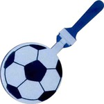 Custom Imprinted Soccer Ball Cheering Accessories