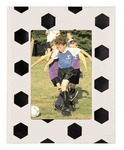Custom Imprinted Soccer Ball Picture Frames