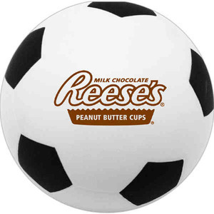 Custom Printed Soccer Ball Stress Relievers