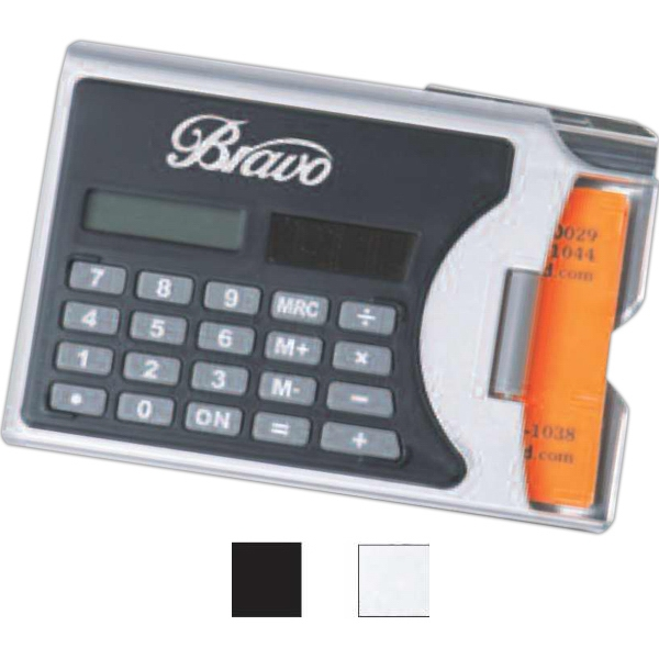Custom Printed 3 Day Service Solar Power Calculators