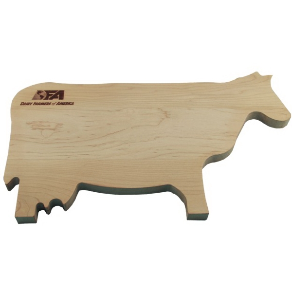 Custom Printed Wood Shaped Cutting Boards