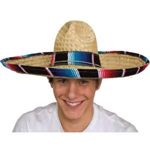 b5e33bb53ff Custom Imprinted Blank Sombrero Hats