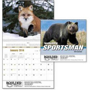 Custom Printed Southcentral Sportsman Appointment Calendars