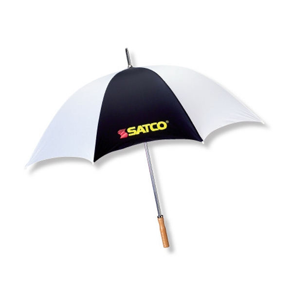 Custom Printed Non Vented Golf Umbrellas