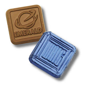 Custom Imprinted Square Shaped Candies