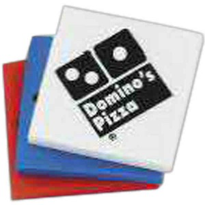 Custom Printed Square Shaped Erasers